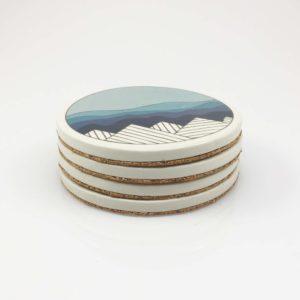 Blue Ridge Mountain Coasters
